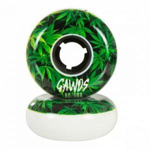 Колеса Gawds Team Weed II 60mm/90a