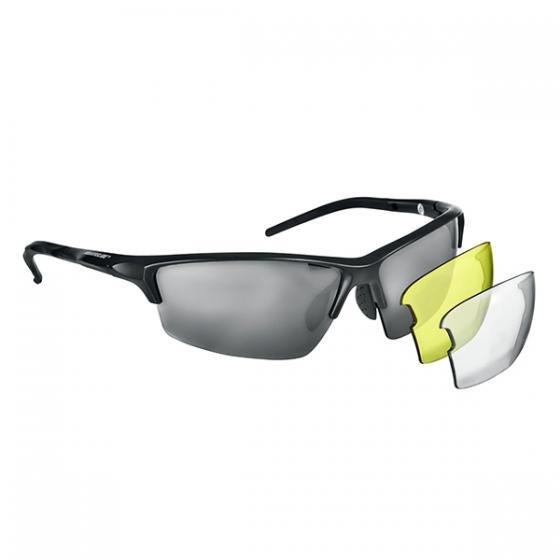 Powerslide – Core Sports Glasses – Black/Black