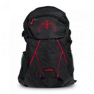 Razors Humble Red Backpack