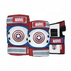 Детская защита Powerslide Marvel Captain America Tri-Pack