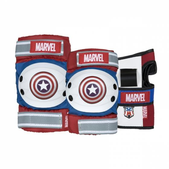 Детская защита Powerslide Marvel Captain America Tri-Pack