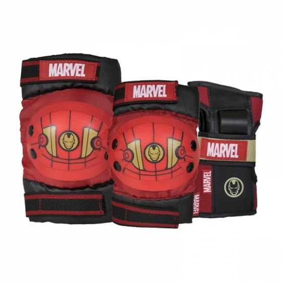 Детская защита Powerslide Marvel Iron Man Tri-Pack