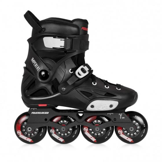 Ролики Powerslide Imperial One 80 Black Crimson