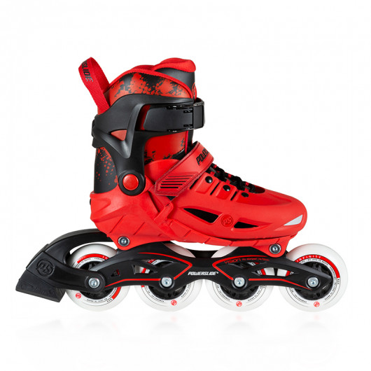 Детские ролики Powerslide Phuzion Universe 4-wheel Red 2020